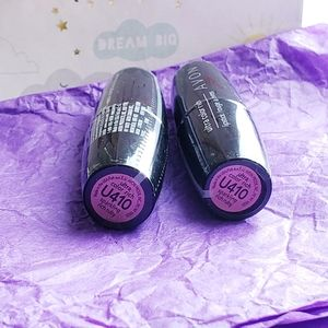 Sparkling Rich Ruby U410 Ultra Color Lipstick Avon